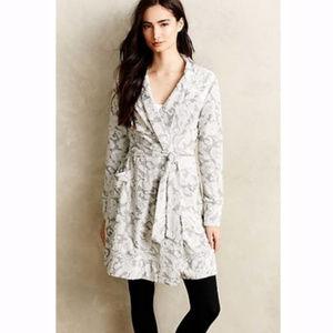 ANTHRO E by ELOISE • Isa Jacquard cotton robe